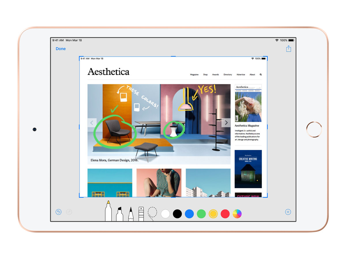 10 5 inch ipad air wi fi 3 generation tablet 64 gb 26 7 cm 10 5 ips 2224 x 1668 gold 11099093 muul2fd a
