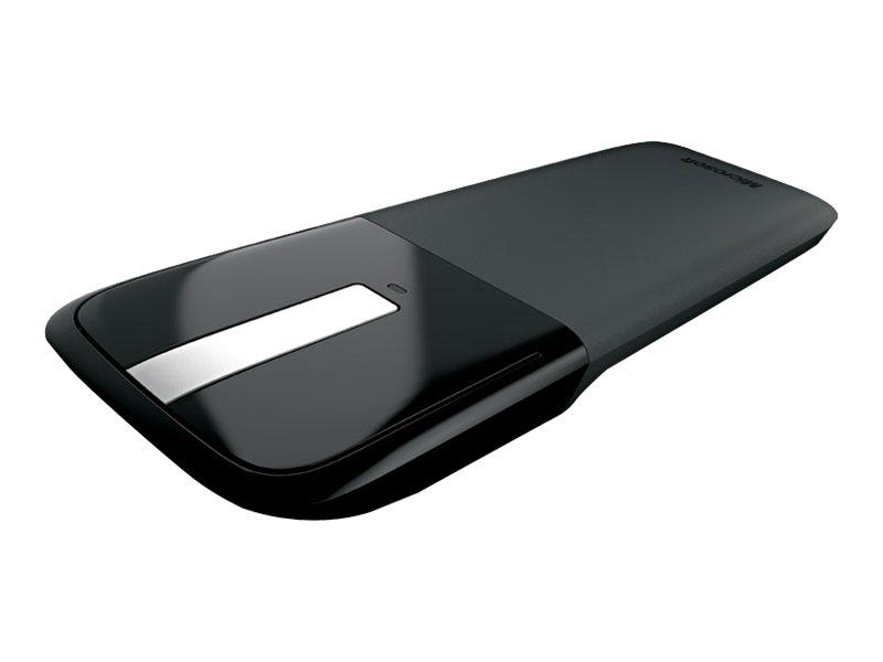 Arc touch mouse maus rechts und linkshaendig optisch 2 tasten kabellos 2961455 rvf 00050