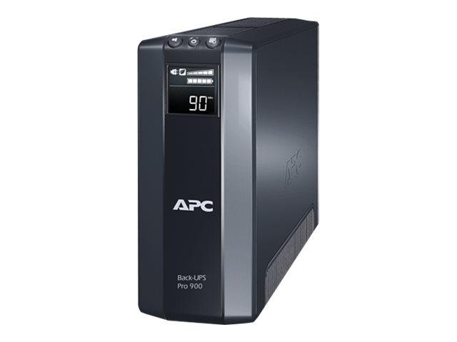 Back ups pro 900 usv wechselstrom 230 v 540 watt 900 va ausgangsanschluesse 8 1735788 br900gi