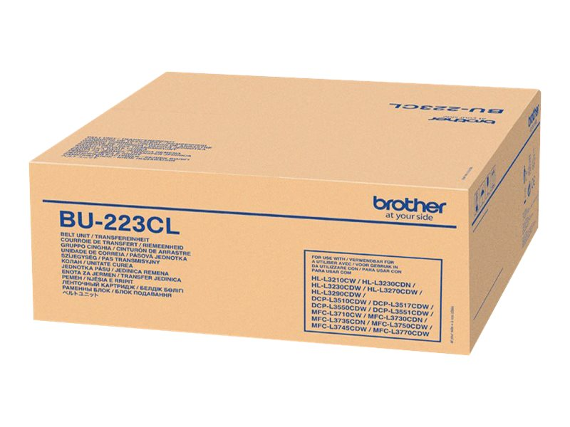 Bu223cl drucker transfer belt fuer brother dcp l3510 l3550 hl l3210 l3230 l3270 l3290 mfc l3710 l3730 l3750 l3770 9321369 bu223cl