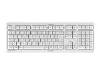 Cherry kc 1000 tastatur deutsch hellgrau 3665799 jk 0800de 0