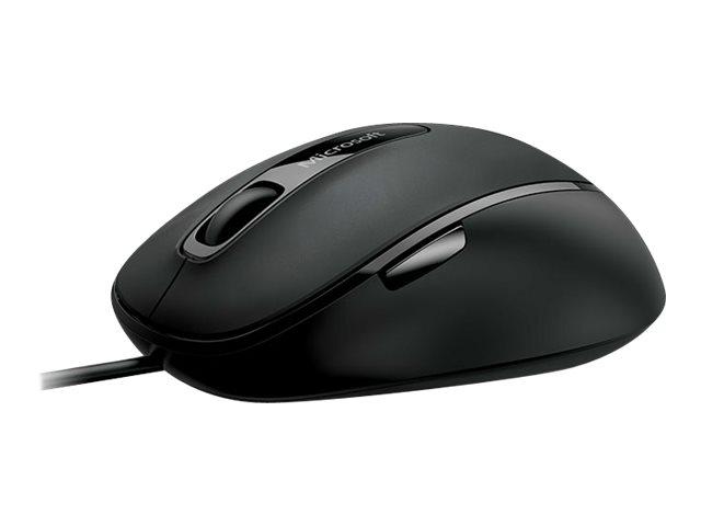 Comfort mouse 4500 for business maus optisch 5 tasten kabelgebunden usb 1912250 4eh 00002