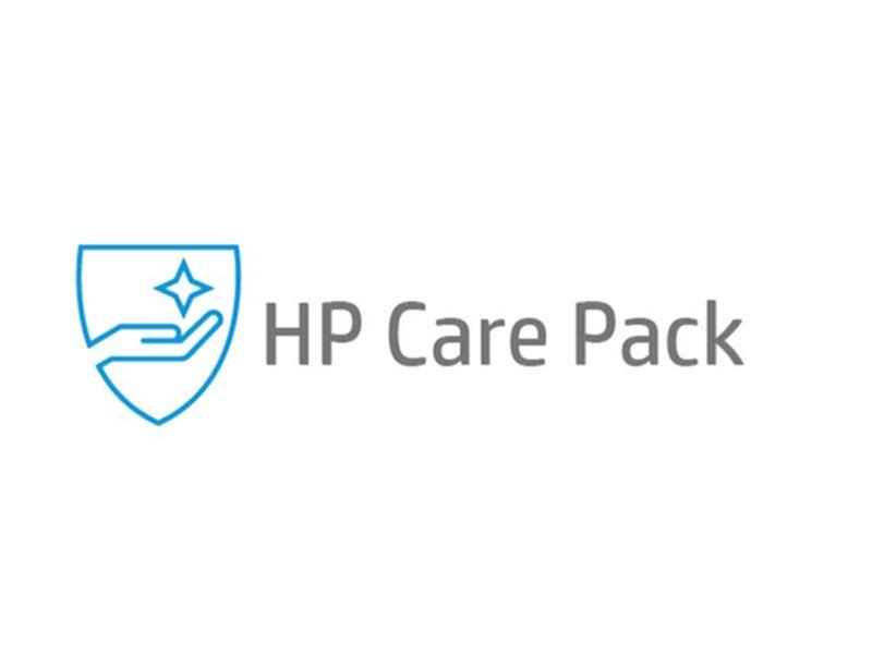 Electronic hp care pack standard exchange serviceerweiterung austausch 3 jahre lieferung fuer color laserjet pro mfp m182 mfp m183 mfp m282 mfp m283 laserjet pro mfp m148 mfp m28 810828 uh761e
