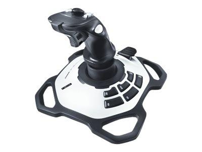 Extreme 3d pro joystick 12 tasten kabelgebunden fuer pc 3384531 942 000031