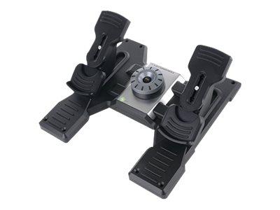 Flight rudder pedals pedale kabelgebunden fuer pc 6424694 945 000005