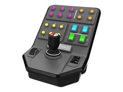 Heavy equipment side panel controller fuer flugsimulator kabelgebunden fuer pc 6424701 945 000014