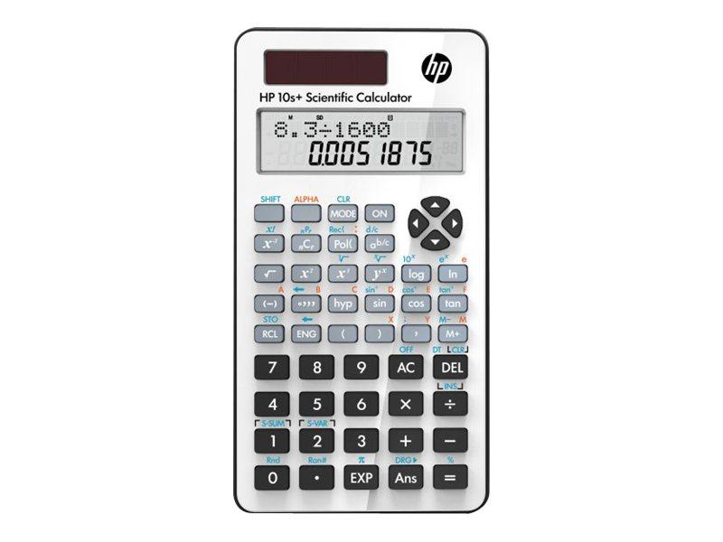 Hp 10s wissenschaftlicher taschenrechner 10 stellen 2 for Design tisch taschenrechner