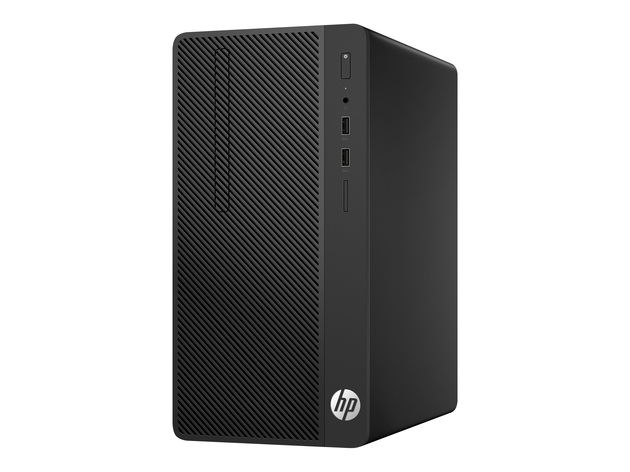 Hp 285 g3 micro tower 1 x ryzen 3 2200g 3 5 ghz ram 8 gb hdd 1 tb dvd writer 8955894 3zd61ea abd
