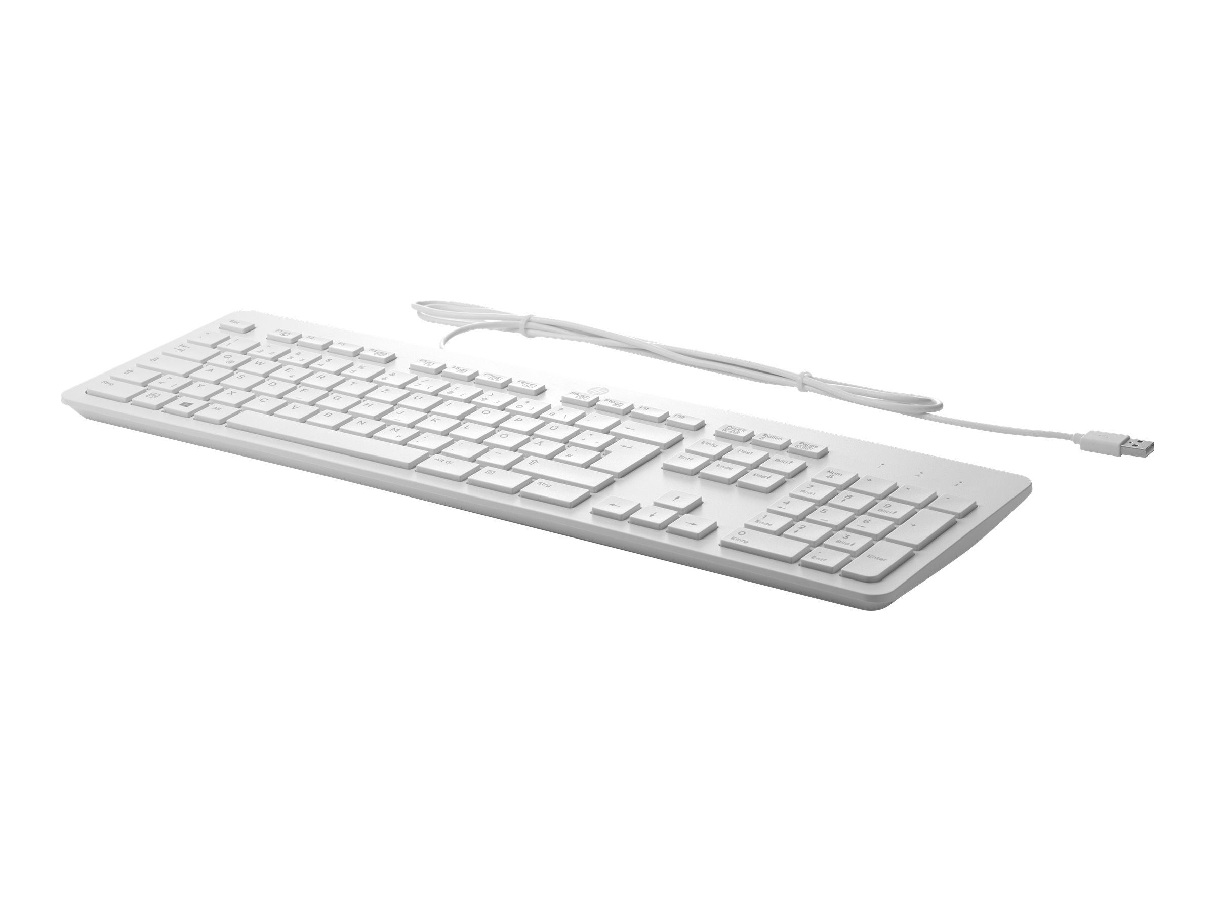 Hp business slim tastatur usb deutsch grau fuer elitedesk 800 g5 proone 400 g5 400 g6 440 g5 440 g6 600 g5 600 g6 workstation z1 g5 7381393 z9h49aa abd