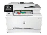 Hp color laserjet pro mfp m283fdn multifunktionsdrucker farbe laser 216 x 297 mm original a4 legal medien 12035840 7kw74a b19