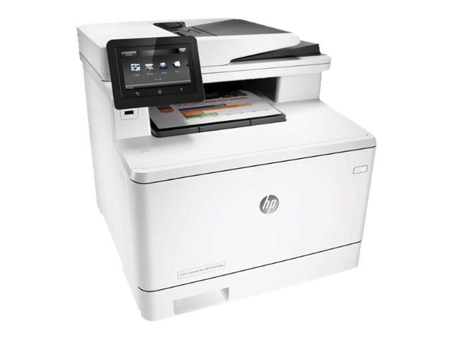 Hp color laserjet pro mfp m477fdn multifunktionsdrucker farbe laser legal 216 x 356 mm original a4 legal medien 5295239 cf378a b19