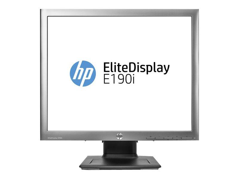 Hp elitedisplay e190i led monitor 48 cm 18 9 18 9 sichtbar 1280 x 1024 ips 250 cd m 3859235 e4u30aa abb
