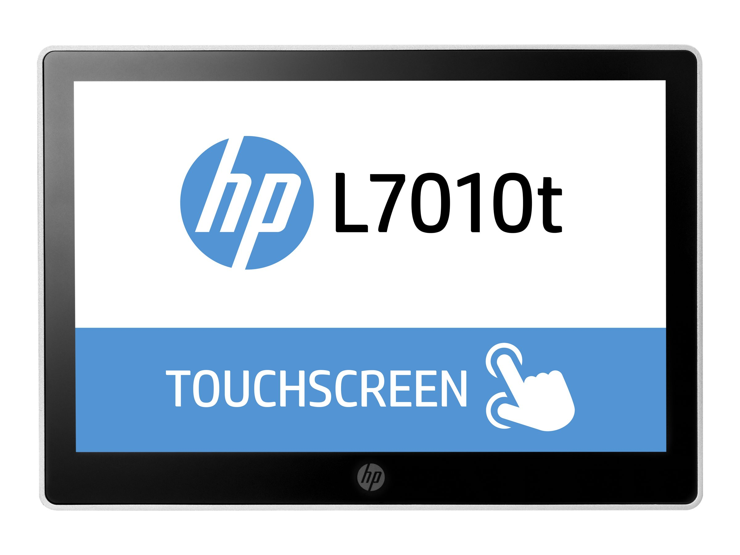 Hp l7010t retail touch monitor led monitor 25 7 cm 10 1 touchscreen 1280 x 800 ads ips 5903973 t6n30aa abb