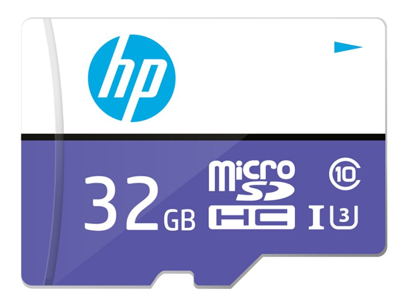 Hp mi330 flash speicherkarte microsdhc sd adapter inbegriffen 32 gb uhs i u3 class10 microsdhc uhs i 11327205 hfud032 1u3pa
