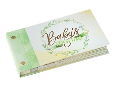 Hp moment makers first year album 12 x 4x6 in 10x15 cm x 1 11991948 7jb59a