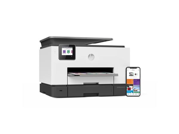 Hp officejet pro 9020 all in one multifunktionsdrucker farbe tintenstrahl legal 216 x 356 mm original a4 legal medien 11236508 1mr78b a80