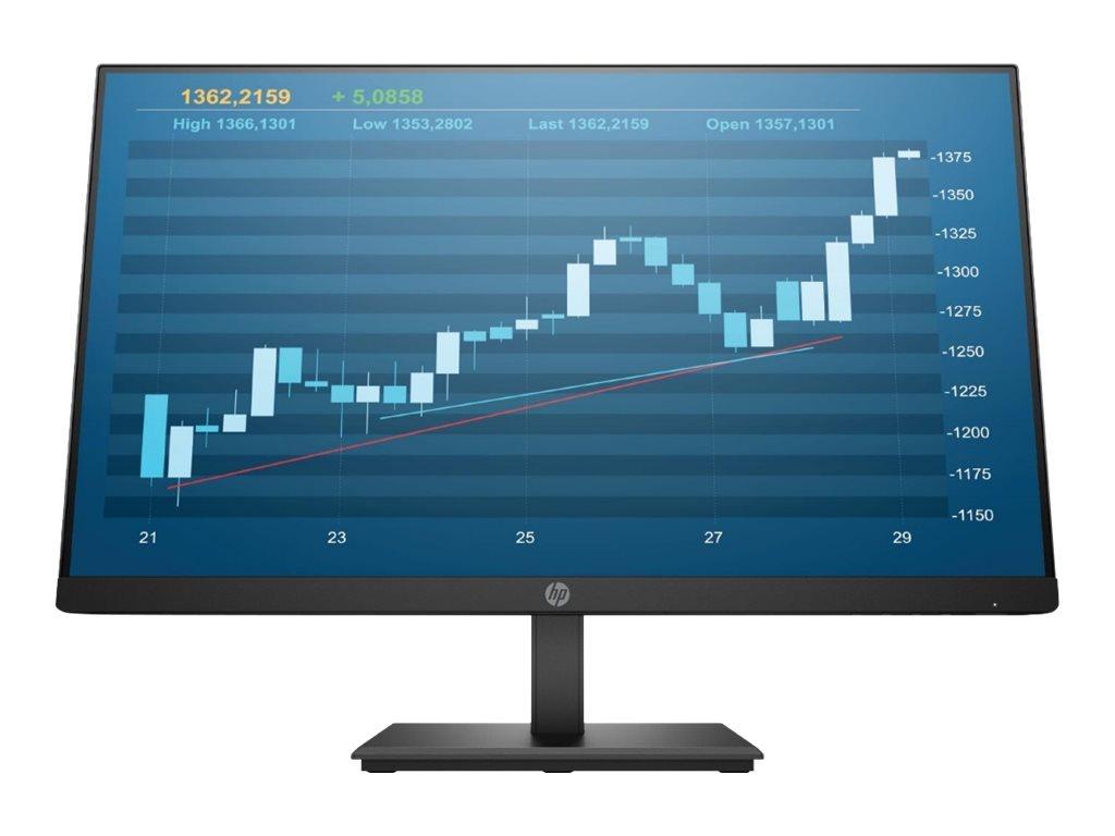 Hp p244 led monitor 60 5 cm 23 8 23 8 sichtbar 1920 x 1080 full hd 1080p ips 250 cd m 11275631 5qg35aa abb