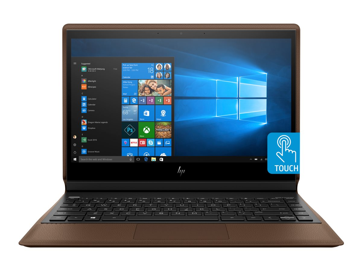 Hp spectre folio 13 ak0710ng slider core i7 8500y 1 5 ghz win 10 home 64 bit 16 gb ram 1 tb ssd nvme 11095914 5at84ea abd