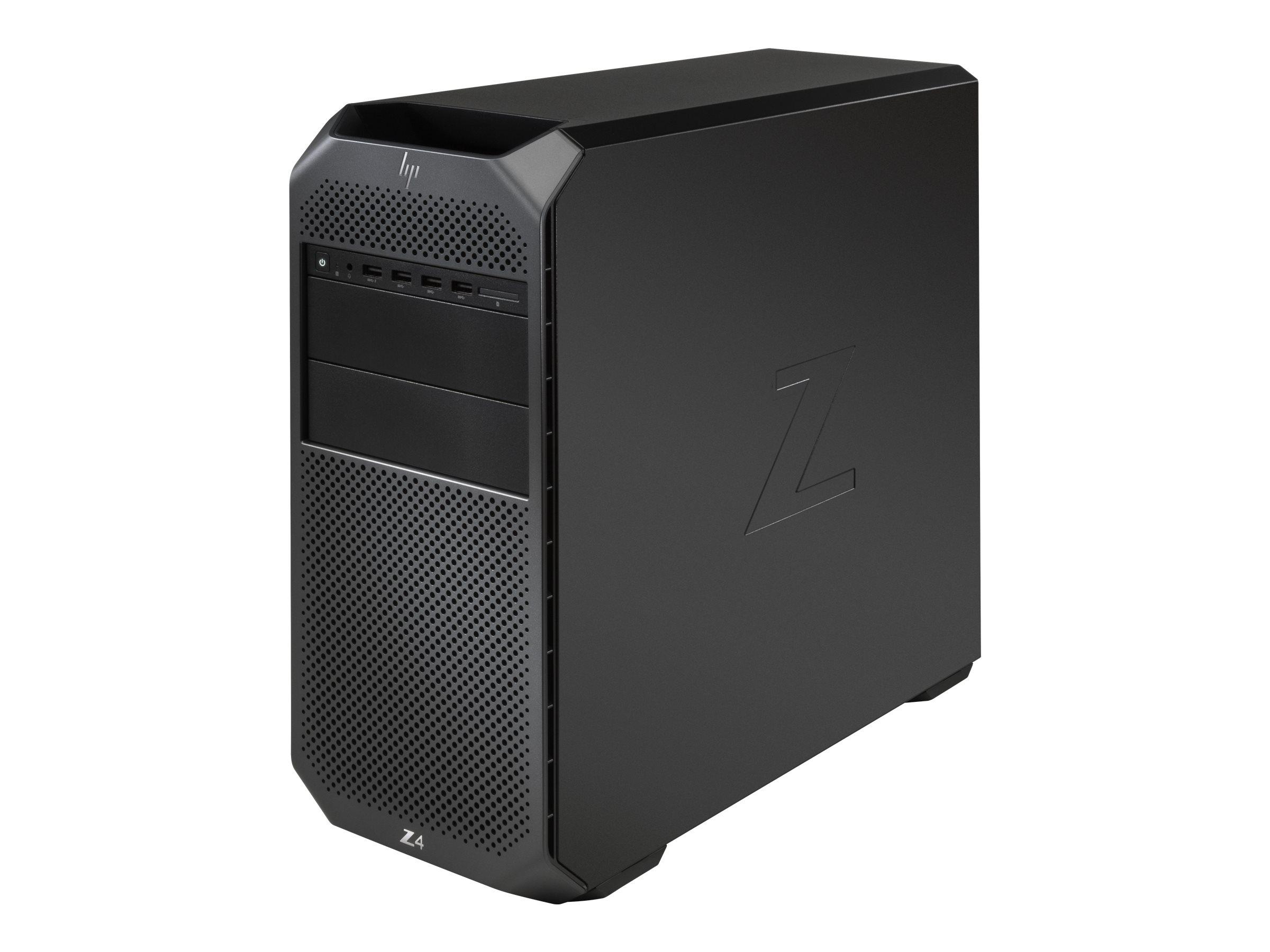 Hp workstation z4 g4 mt 4u 1 x core i9 7900x x series 3 3 ghz ram 16 gb ssd 512 gb 11033741 6qn61ea abd