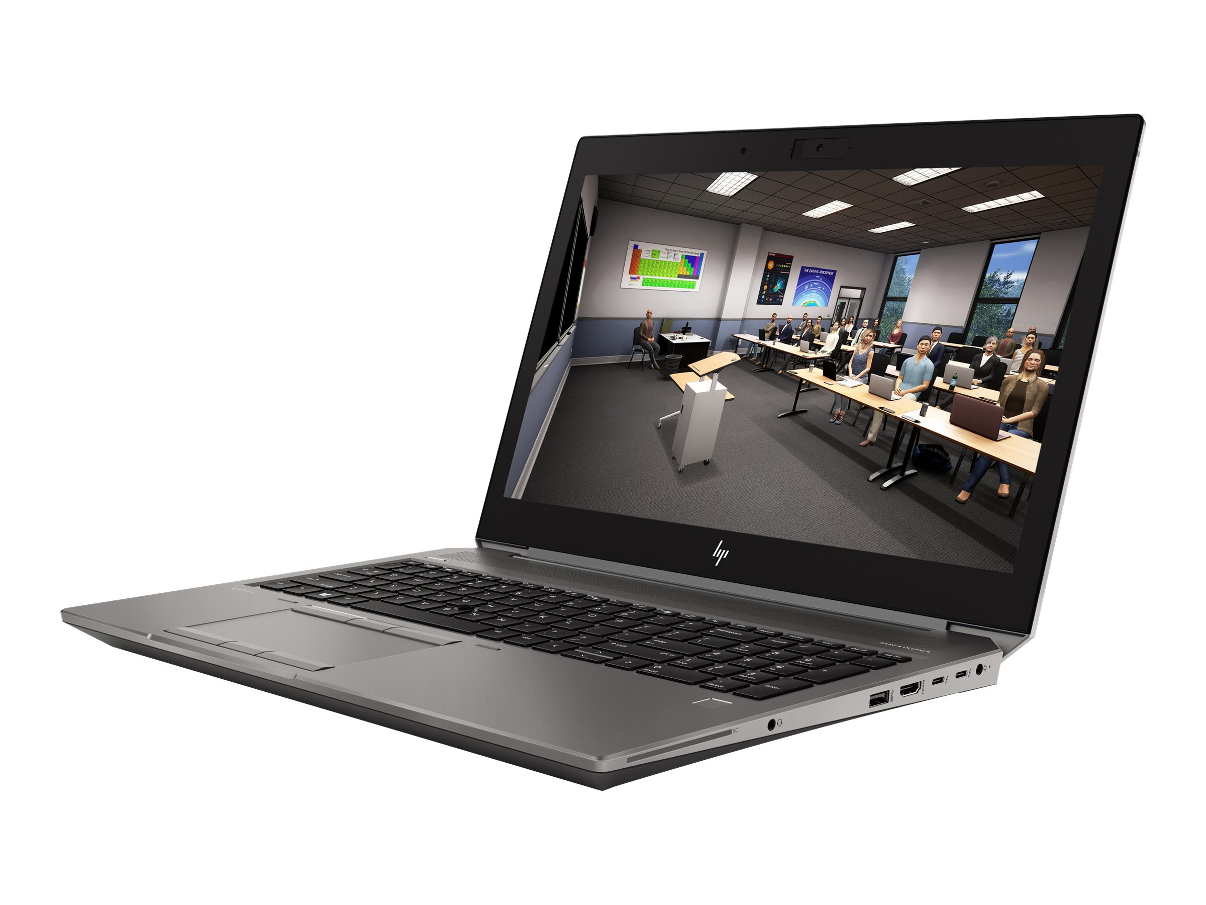 Hp zbook 15 g6 mobile workstation core i7 9750h 2 6 ghz win 10 pro 64 bit 8 gb ram 256 gb ssd 16 gb ssd cache nvme 39 6 cm 15 6 ips 1920 x 1080 full hd 11854183 6tr54ea abd