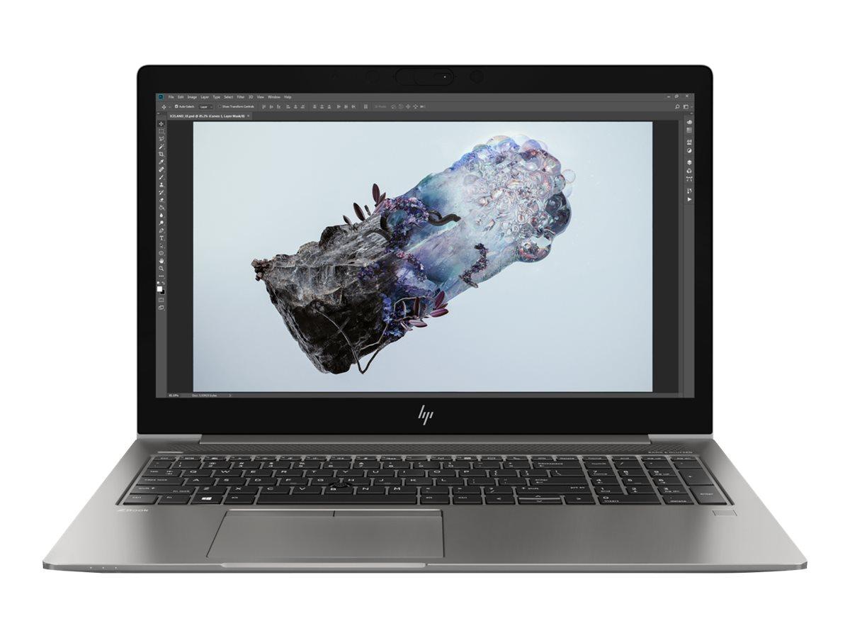 Hp zbook 15u g6 mobile workstation core i7 8565u 1 8 ghz win 10 pro 64 bit 16 gb ram 512 gb ssd nvme 39 6 cm 15 6 ips touchscreen 1920 x 1080 full hd 11444987 6tp58ea abd