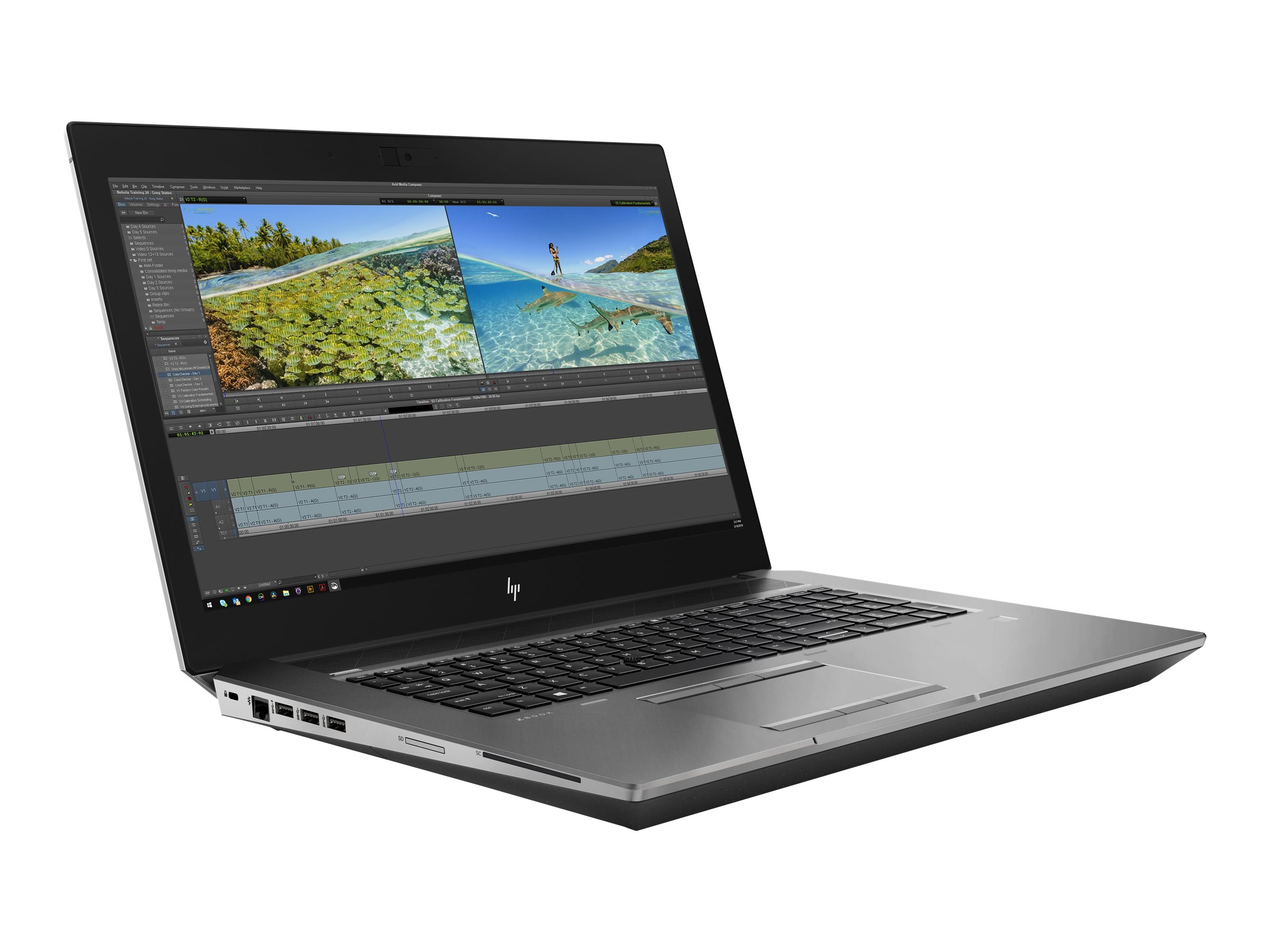 Hp zbook 17 g6 mobile workstation core i7 9750h 2 6 ghz win 10 pro 64 bit 8 gb ram 256 gb ssd 16 gb ssd cache nvme tlc 43 9 cm 17 3 ips 1920 x 1080 full hd 11782977 6tu95ea abd