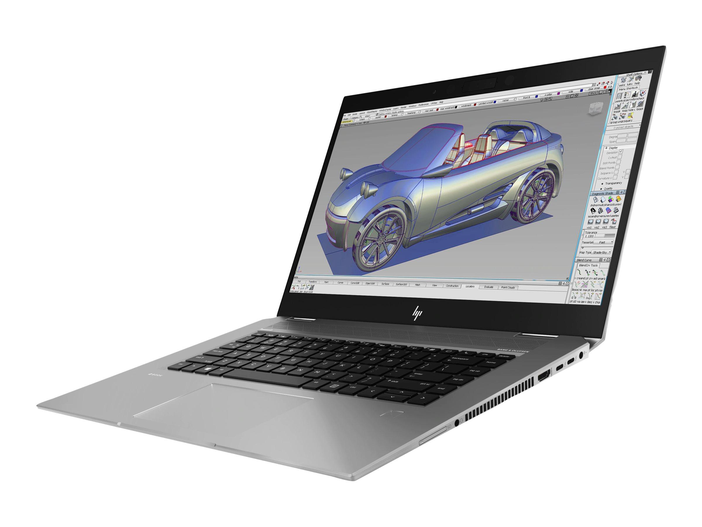 Hp zbook studio g5 mobile workstation core i9 8950hk 2 9 ghz win 10 pro 64 bit 16 gb ram 512 gb ssd nvme tlc 39 6 cm 15 6 ips 3840 x 2160 ultra hd 4k 10846575 5uc04ea abd