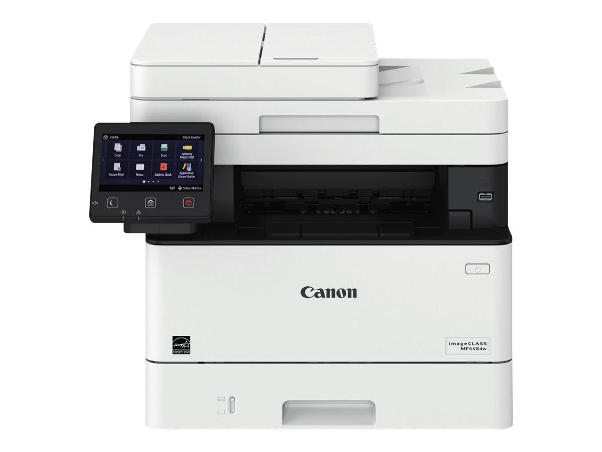 I sensys mf445dw multifunktionsdrucker s w laser a4 210 x 297 mm legal 216 x 356 mm original a4 legal medien 11814518 3514c017