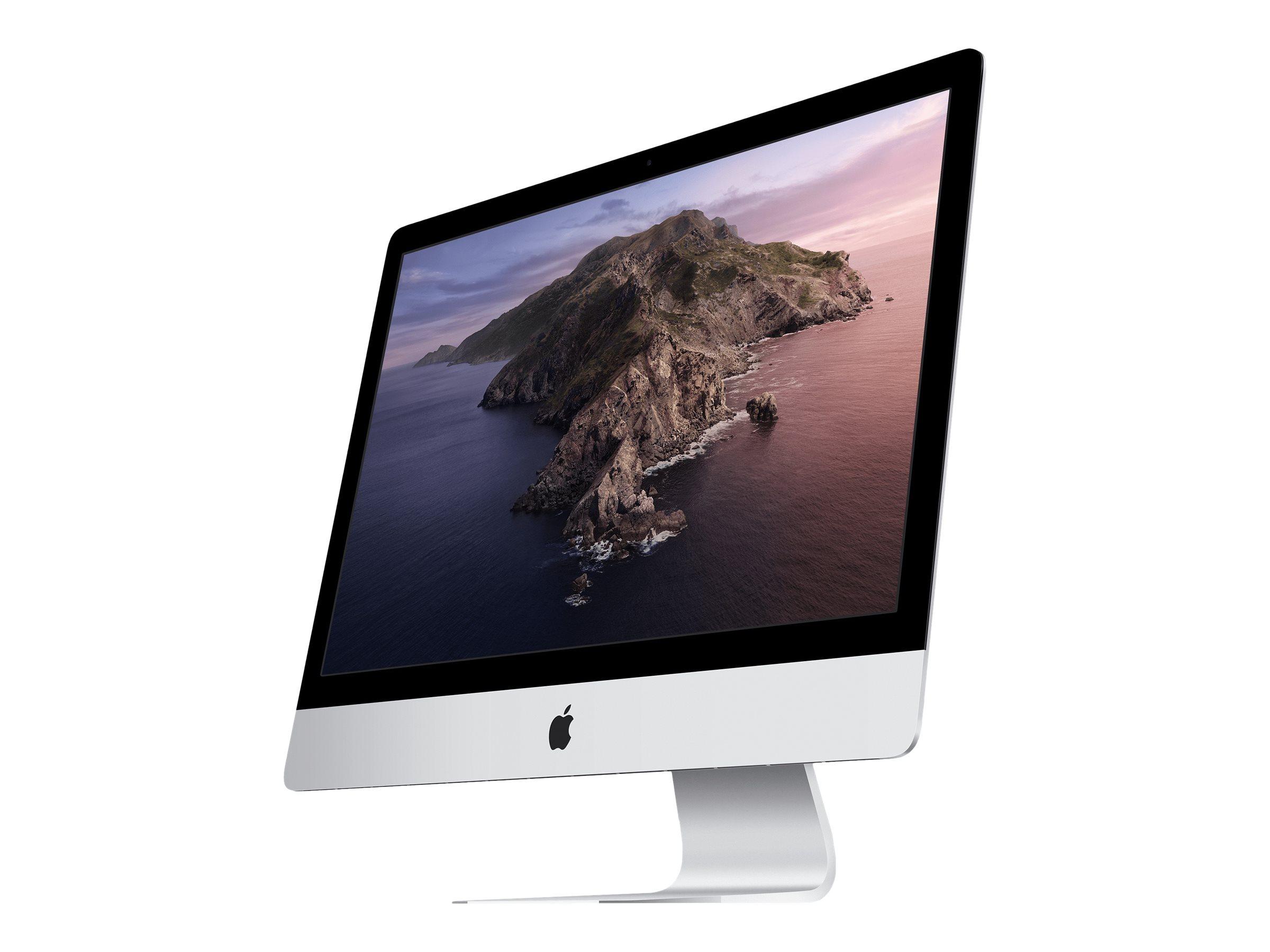 Imac mit retina 5k display all in one komplettloesung core i5 3 1 ghz ram 8 gb ssd 256 gb radeon pro 5300 14188759 mxwt2d a