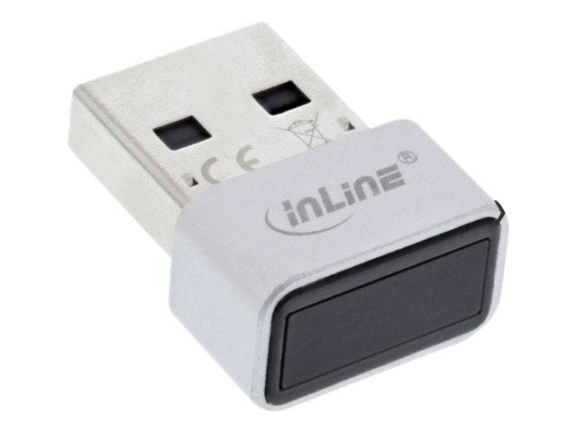 Inline lesegeraet fuer fingerabdruck usb 2 0 11745814 41360i