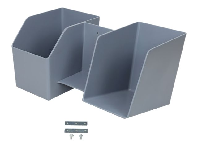 Learnfit aufbewahrungsbehaelter 200 x 370 mm grau 5156953 97 926 064