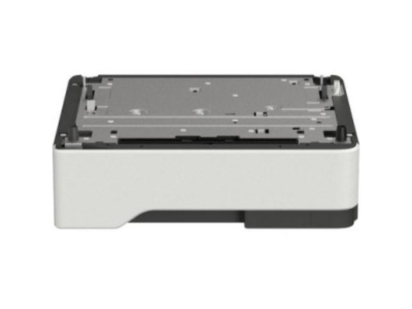 Lockable tray medienschacht 550 blaetter in 1 schubladen trays fuer lexmark b2338 b2442 b2546 b2650 mb2338 mb2442 mb2546 mb2650 ms421 xm1246 xm3250 8877573 36s3120