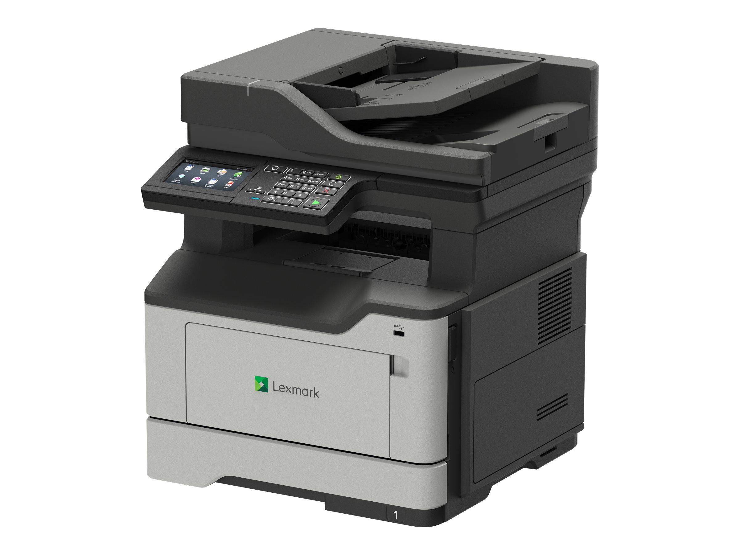 Mb2442adwe multifunktionsdrucker s w laser 215 9 x 355 6 mm original a4 legal medien 9320574 36sc730