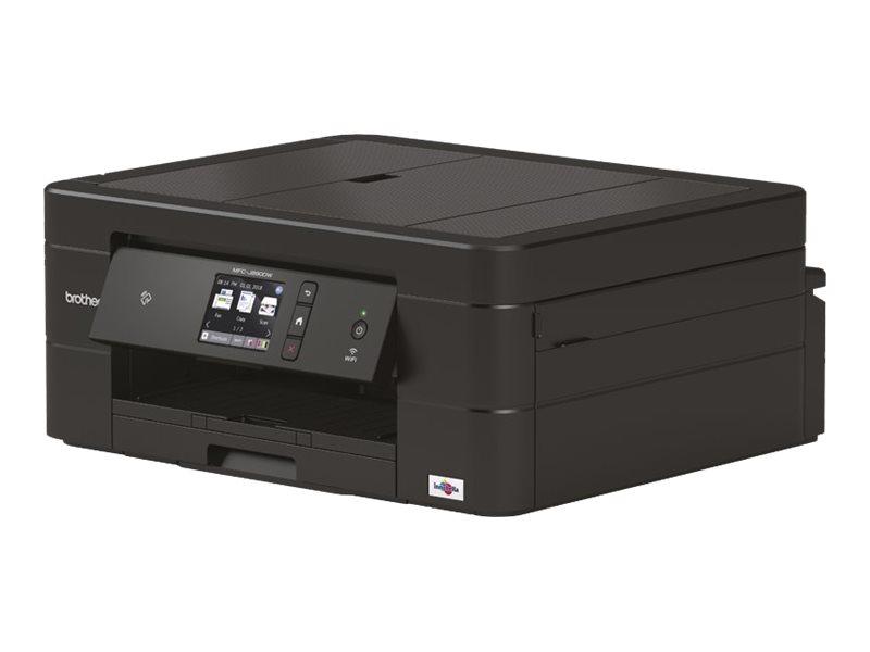 Mfc j890dw multifunktionsdrucker farbe tintenstrahl 215 9 x 297 mm original a4 letter medien 8245666 mfcj890dwg1