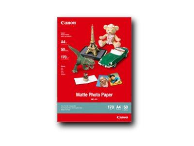 Mp 101 matt a4 210 x 297 mm 170 g m 5 blatt fotopapier fuer pixma pro 1 pro 10 pro 100 3326477 7981a042