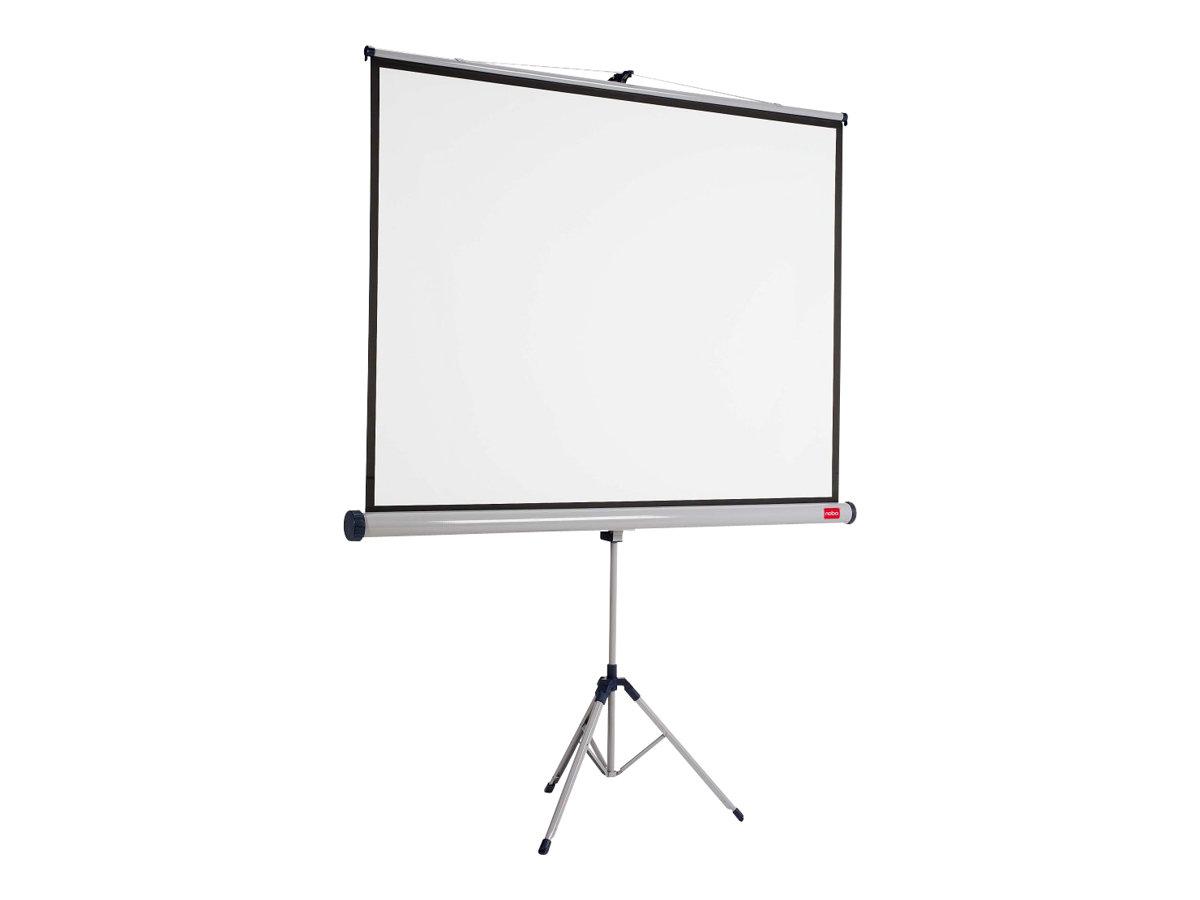 Nobo projektionsbildschirm mit stativ 212 cm 83 5 4 3 matte white 783068 1902396