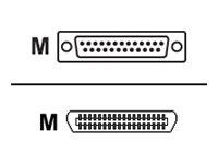 Parallelkabel db 25 m bis centronics 36 polig m 3 m fuer lexmark mx511 mx910 x748 x862de 4 x950 xc9235 xm5263 xm5270 xm7263 xm7270 xm7355 174819 1021231
