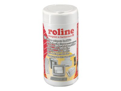 Roline reinigungstuecher wipes 359794 19 03 3100