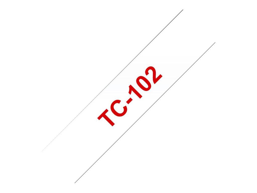 Rolle 1 3 cm x 7 6 m 1 rolle n etiketten fuer p touch pt 10 pt 12 pt 12n pt 15 pt 150 pt 170k pt 20 pt 25 pt 6 pt 8 166183 tc102