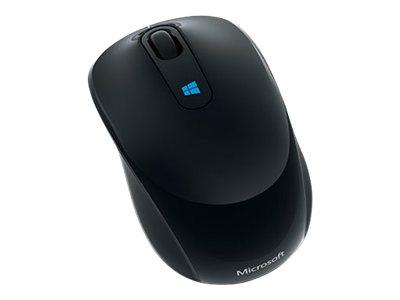 Sculpt mobile mouse maus rechts und linkshaendig optisch 3 tasten kabellos 3391746 43u 00003