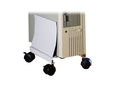 Secomp mobile pc stand mobile stand fuer system beige 548045 17 05 1516