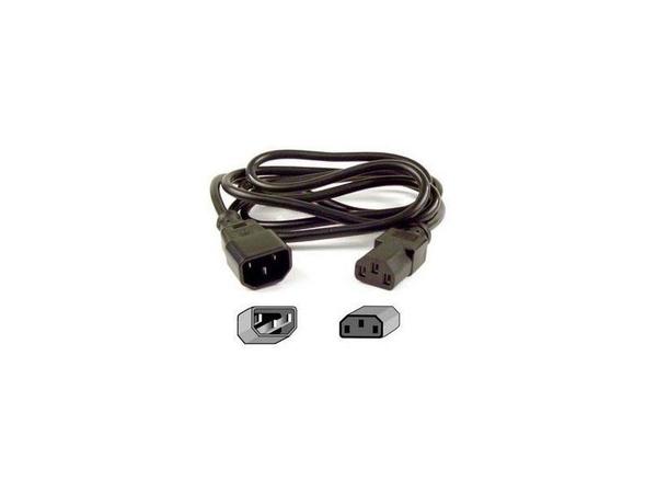 Stromkabel IEC 60320 C14 bis CEE 7/7 (W) 10 A 1.7 m von Eaton für 6 ...