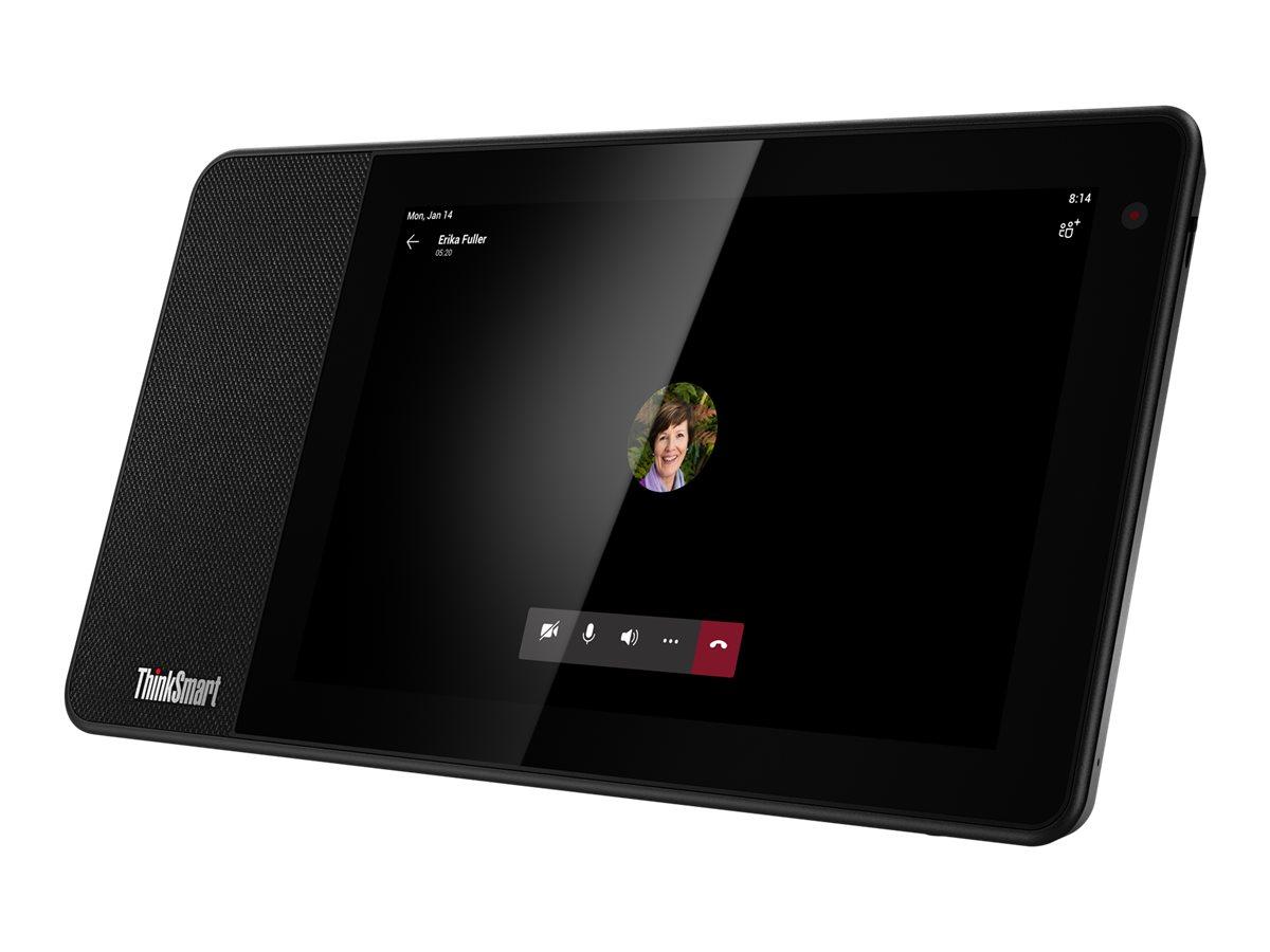 Thinksmart view smart display lcd 8 kabellos wi fi bluetooth 10 watt 12384506 za690008se