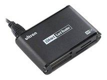 150in1 CardReader - Kartenleser - 150-in-1 (CF I, CF II, MS, MS PRO, Microdrive, MMC, SD, MS Duo, MS PRO Duo, miniSD, RS-MMC, TransFlash, microSD, MMCmicro, SDHC) - USB 2.0