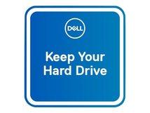 3 jahre Keep Your Hard Drive - Serviceerweiterung (für nur Festplatte) - 3 Jahre - für Precision Mobile Workstation 3510, 3520, 5510, 5520, 7510, 7520, 7710, 7720