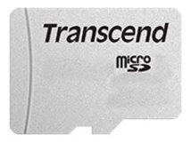 300S - Flash-Speicherkarte - 4 GB - Class 10 - microSDHC