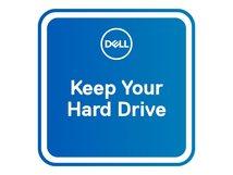 3Y KYHD [3Y Keep Your Hard Drive] - Serviceerweiterung (für nur Festplatte) - 3 Jahre - für Precision Mobile Workstation 3520, 5510, 7520