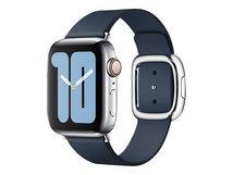 40mm Modern Buckle - Uhrarmband für Smartwatch - Größe S - Tiefseeblau - für Watch (38 mm, 40 mm)