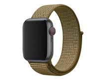 40mm Nike Sport Loop - Uhrarmband - Normal - olive flak - für Watch (38 mm, 40 mm)