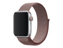 40mm Nike Sport Loop - Uhrarmband - Normal - smokey mauve - für Watch (38 mm, 40 mm)